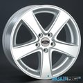 Диск Replay Ford (FD49) 7x17 5/108 D63.3 ET50silver - фото 1