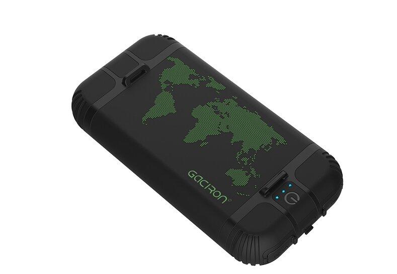 Аксессуары Крепление телефона на велосипед с аккумулятором для телефонов и фар V11, V13 Gaciron PB01-Plus 10050 mAh