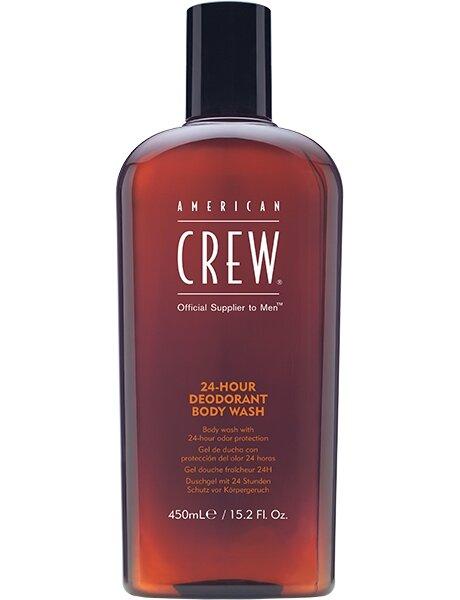 Гель для душа дезодорирующий 24-Hour Deodorant Body Wash 450 мл American Crew