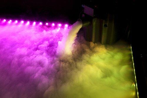 CHAUVET-DJ Nimbus - генератор тяжелого дыма на водной основе
