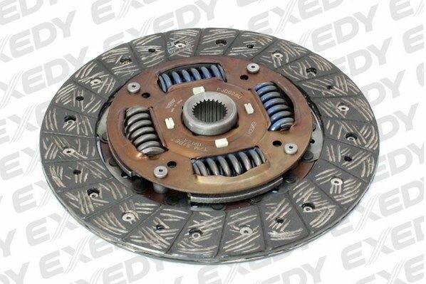 Диск сцепления Subaru Impreza 2.0 00 EXEDY FJD028U