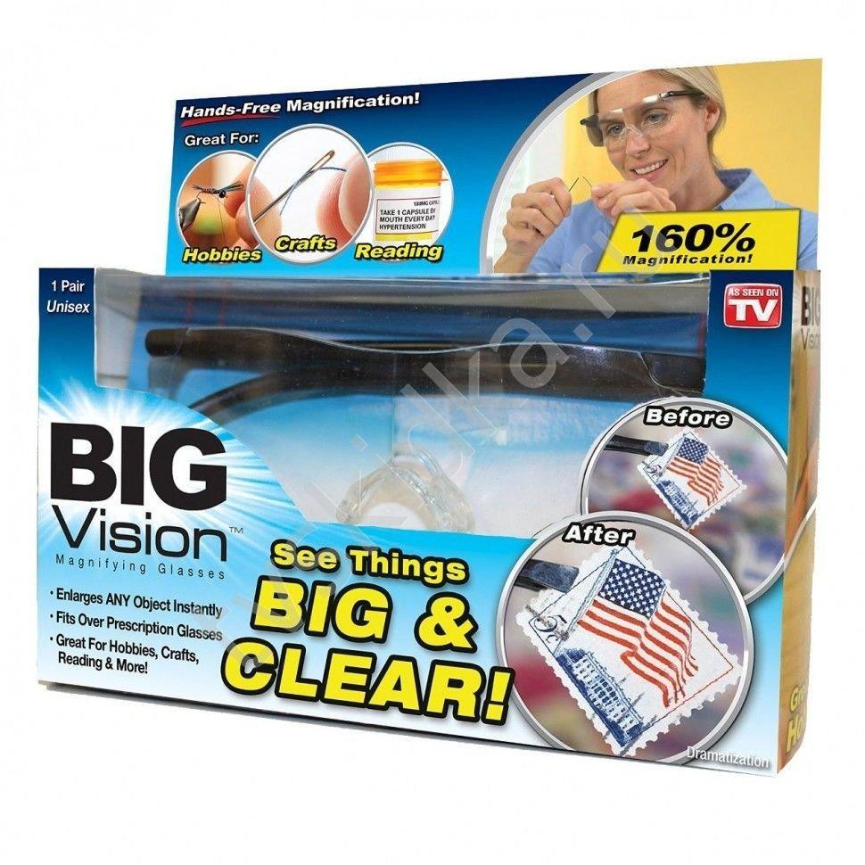 Очки Big Vision (очки Биг Вижн)