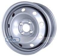 Диск MAGNETTO WHEELS 14000 S AM 5.5x14/4x100 D60.1 ET43 Silver - фото 1