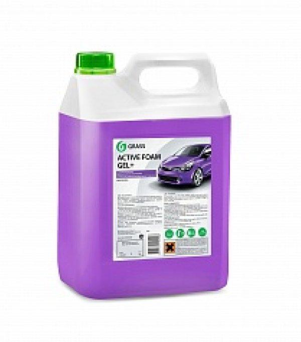 Автошампунь для бесконтактной мойки GraSS Foam Extra 6 кг 700105