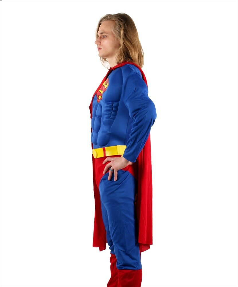 картинка костюма супермена