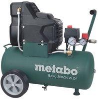 Компрессор поршневой Metabo Basic 250-24 w of (601532000)