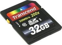 SD карта Transcend Premium 200X TS32GSDHC10