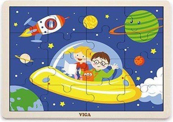 Пазл Viga VG51457 16 шт.