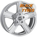 Диск колесный OZ Versilia 9.5x20/5x130 D71.6 ET52 Matt race silver - фото 1