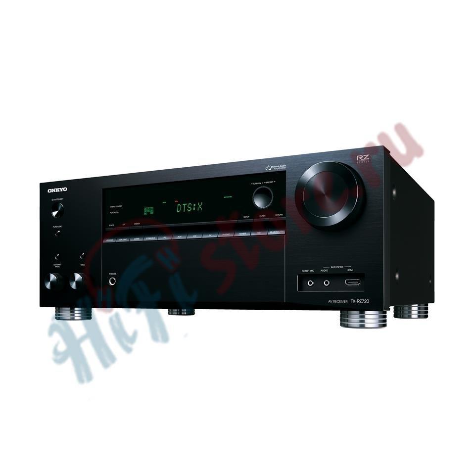 AV ресивер Onkyo TX-RZ720 Black