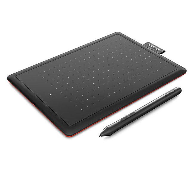 Графический планшет Wacom One S (Small), CTL-472-N