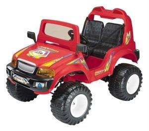 Электромобиль CHIEN TI Детский электромобиль CT-885 OFF-ROADER красный