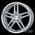 Alutec Poison 8x18 5x114,3 ET 35 Dia 70,1 (diamond black front polished) - фото 1