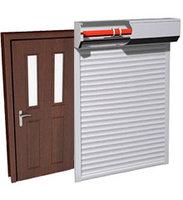 Веренд-Дизайн Рольставни на двери