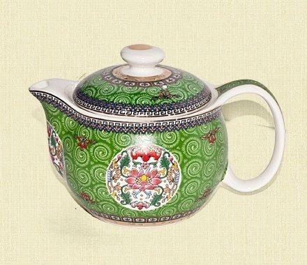"""Чайник с ситом """"Красочная Юннань"""" 400 мл"""