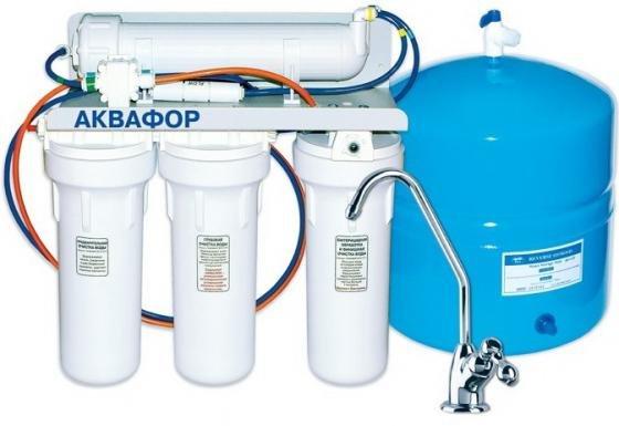 Фильтр для воды Аквафор Осмо 50-A исполнение 5 ОСМ-050-5