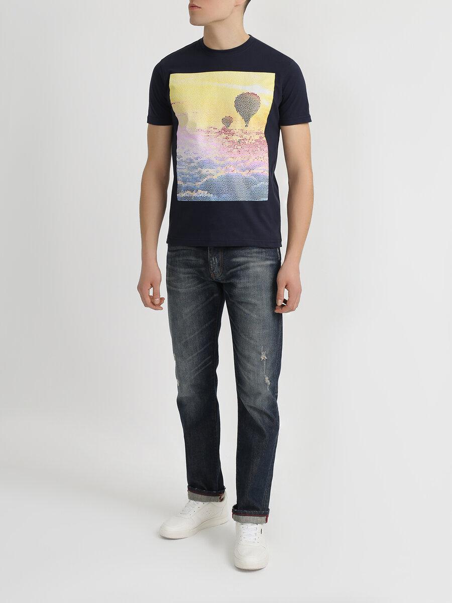картинки джинс и футболки решение
