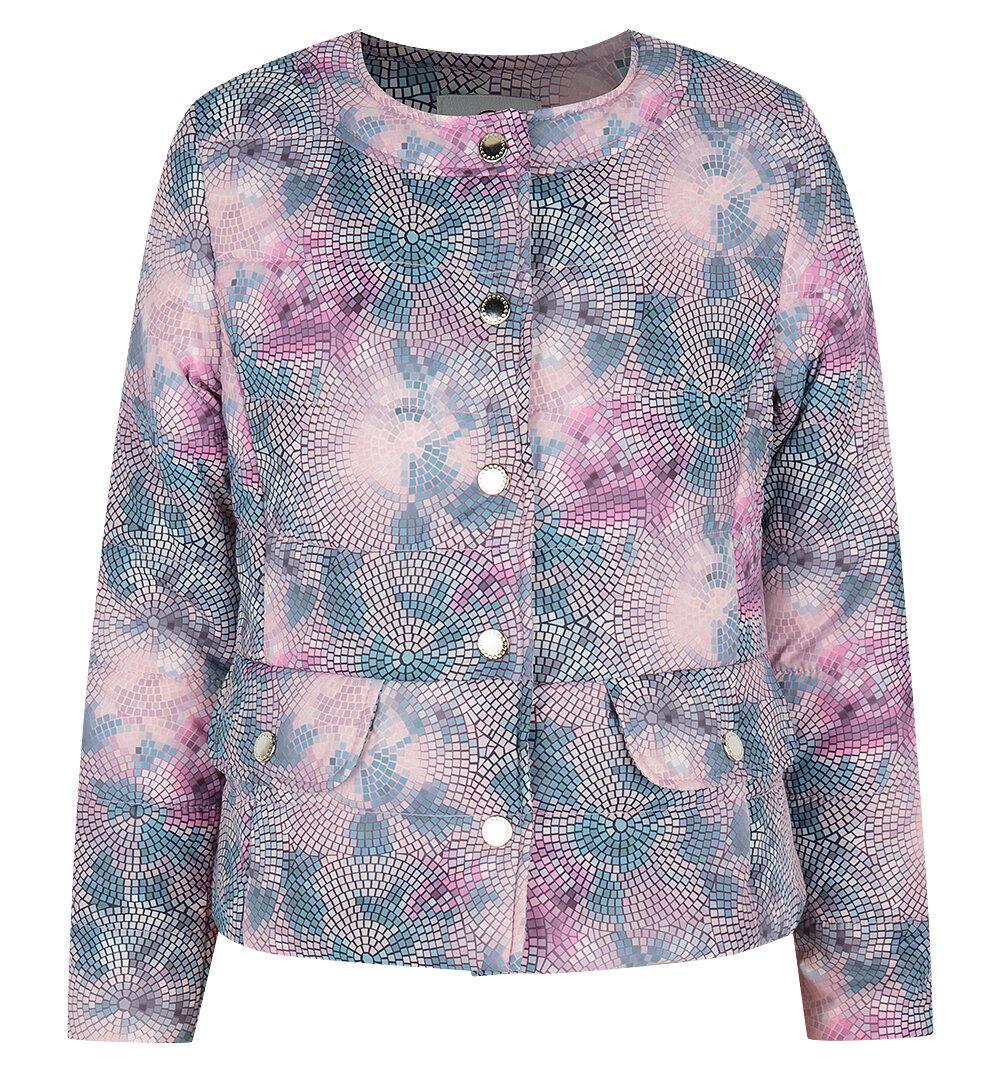 Куртка SAIMA цвет: бирюзовый, для девочек, размер 158-164
