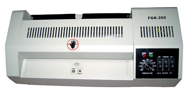Пакетный ламинатор FGK-260