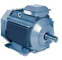 Двигатель асинхронный M2AA,4кВт,1500об/мин,IMB5