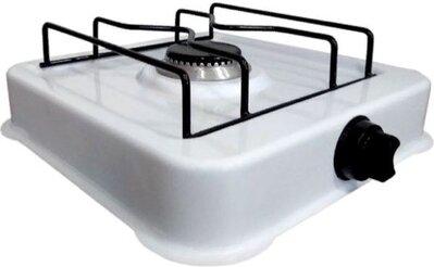 Купить Плита газовая настольная Мечта 101Т белая . по низкой цене с доставкой из Яндекс.Маркета
