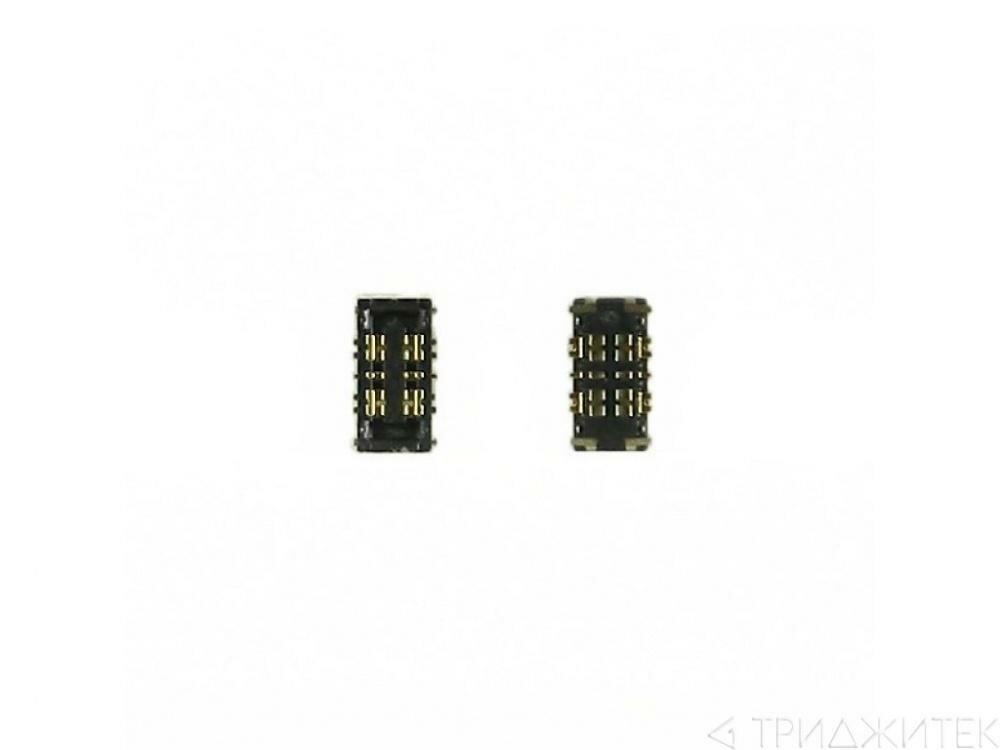 Коннектор АКБ Xiaomi Mi 4C/Mi 5/Mi 5S/Mi 5S Plus
