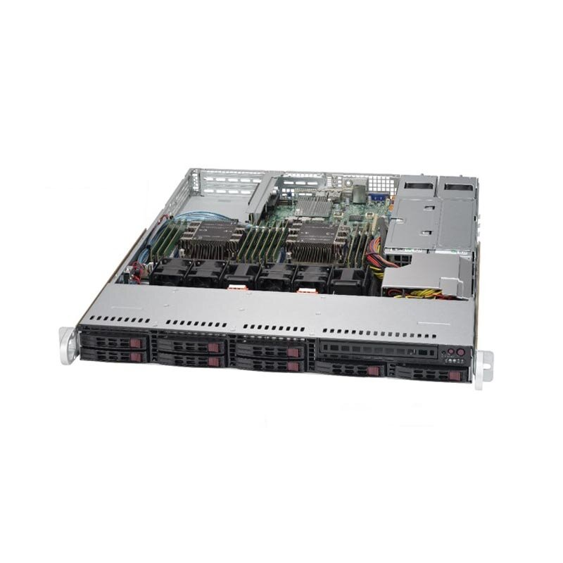 Серверы Rack-dense Servers Middle Class Business Servers SUPERMICRO SYS-1029P-WTR
