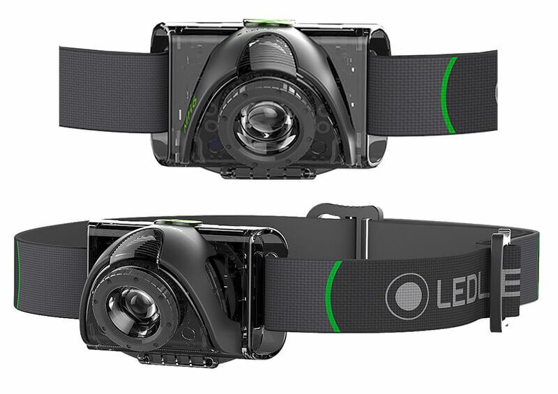 Фонарь Налобный фонарь Led Lenser MH6 (501512)