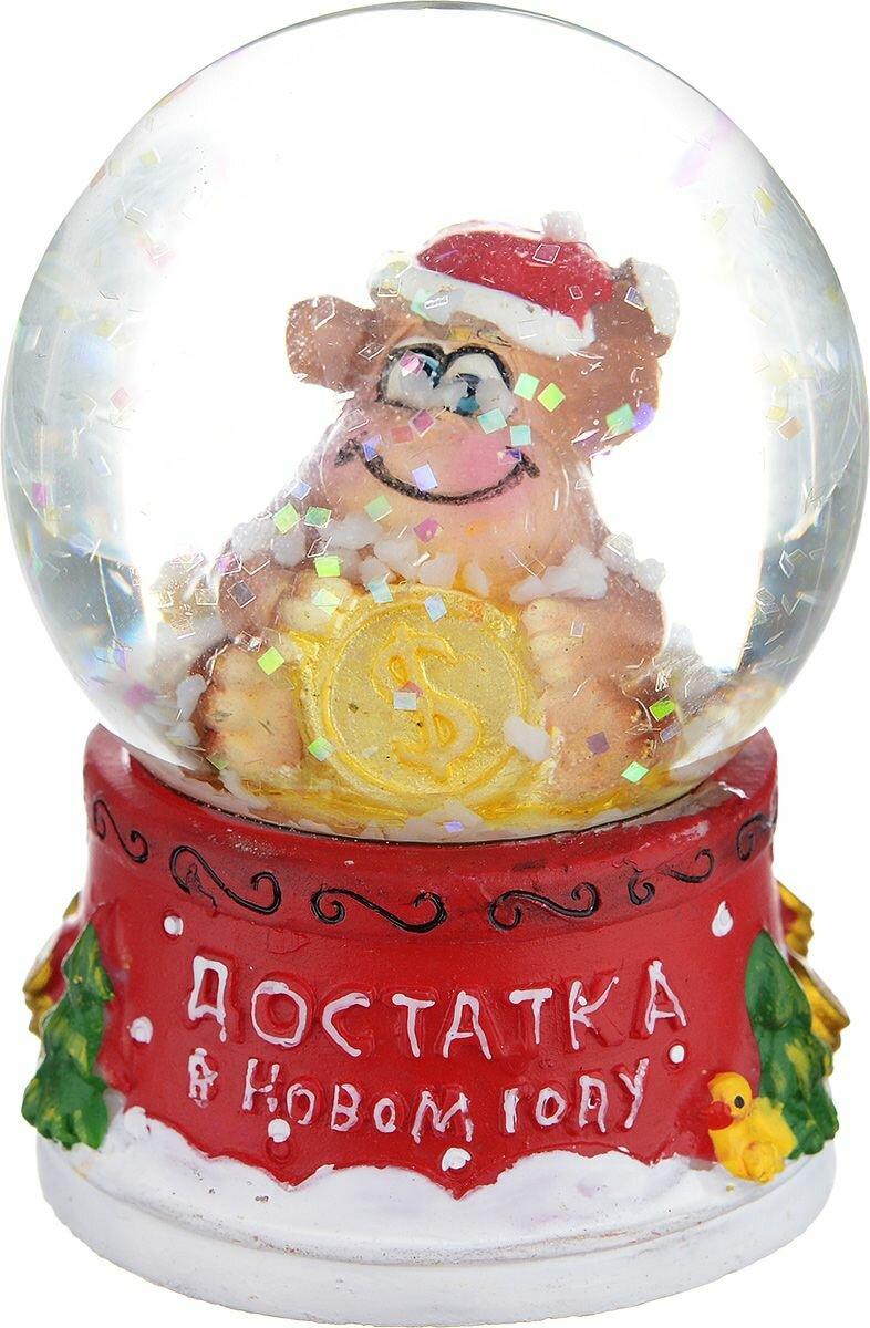Фигурка снежинка Сима-ленд