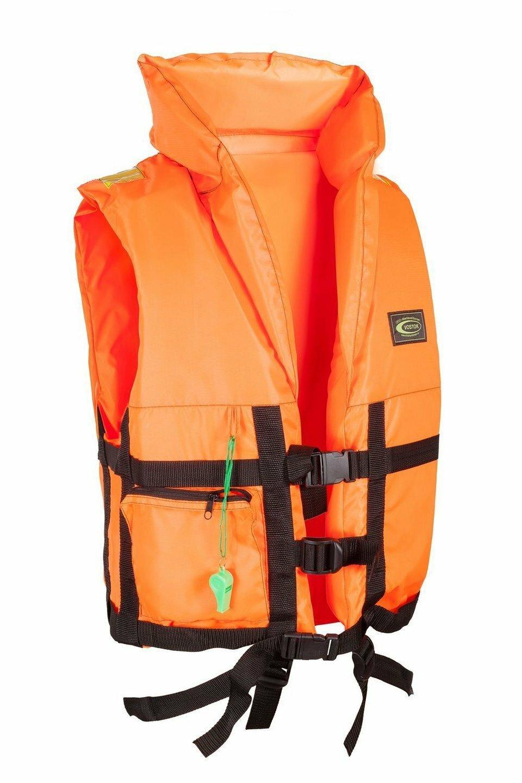 Жилет спасательный Huntsman ПР Оранжевый (58-64/120 кг)