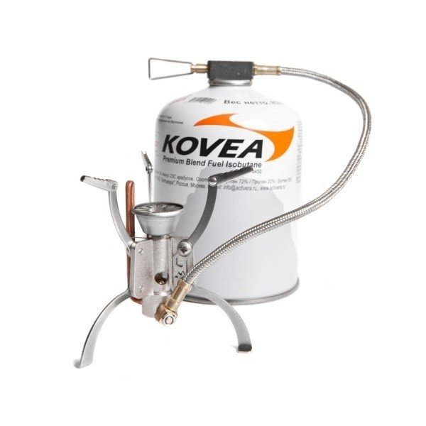 Горелка газовая KOVEA Camp-5 Hose Stove KB-1006 со шлангом