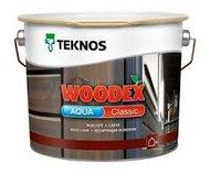 Антисептики Антисептик пропитка лессирующий teknos woodex aqua classic (Текнос Вудекс Аква Классик)