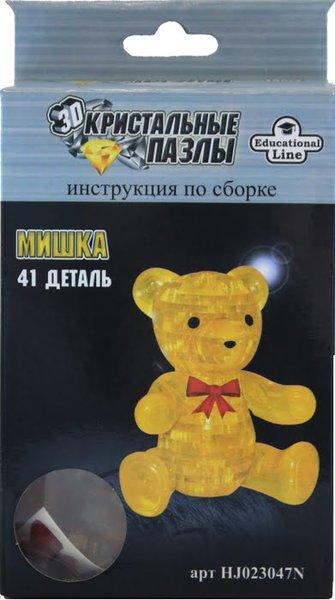 Пазл Jeruel Industrial Company Мишка 41 шт.