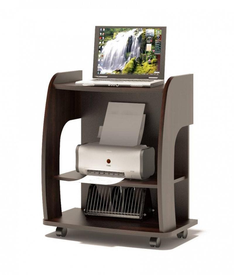 Компьютерные столы с полками купить по низкой цене из катало.
