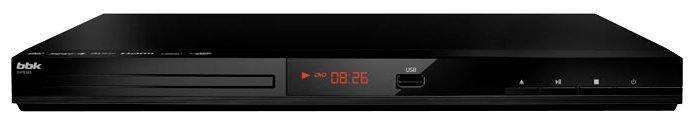 Видеоплеер BBK DVP036S темно-серый