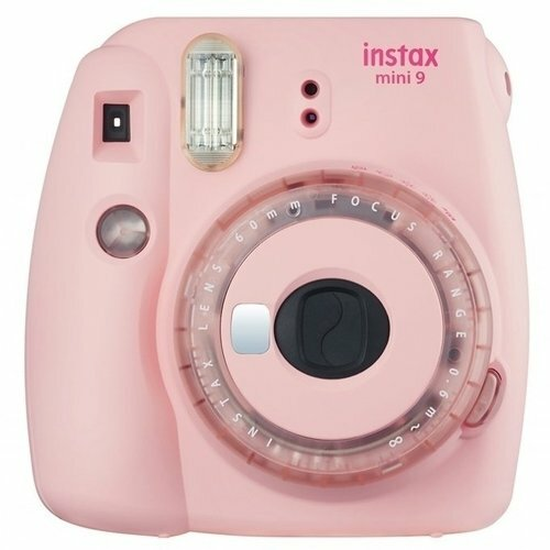 "Фотоаппарат ""Instax Mini 9 Clear Pink EX D"""