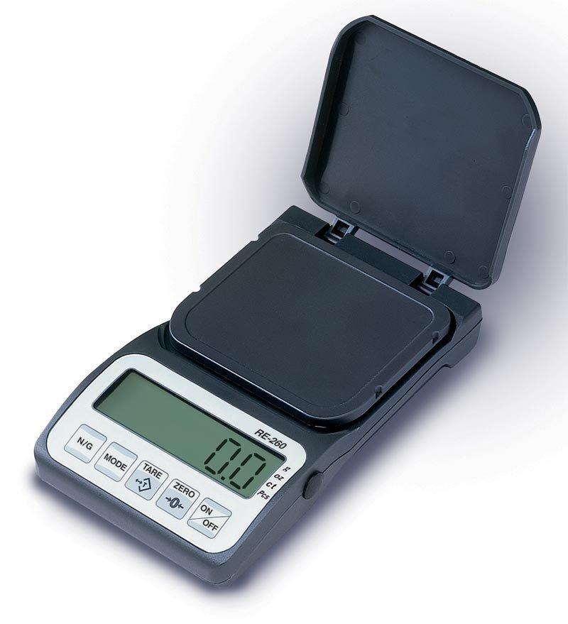 Лабораторные весы CAS RE-260 (500x1g)
