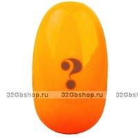 Внешний универсальный аккумулятор Wisdom YC-YDA6 Portable Power Bank 4400mAh orange один выход USB 5V 1 A