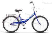 Велосипед Stels Pilot 710 Z010 (2018) Синий