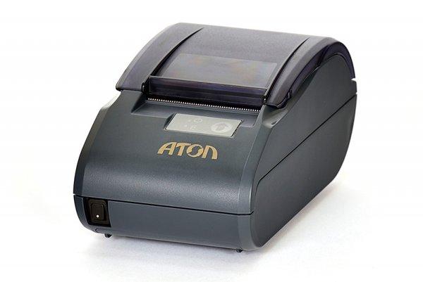 Фискальный регистратор АТОЛ 30Ф USB темно-серый (с фискальным накопителем)