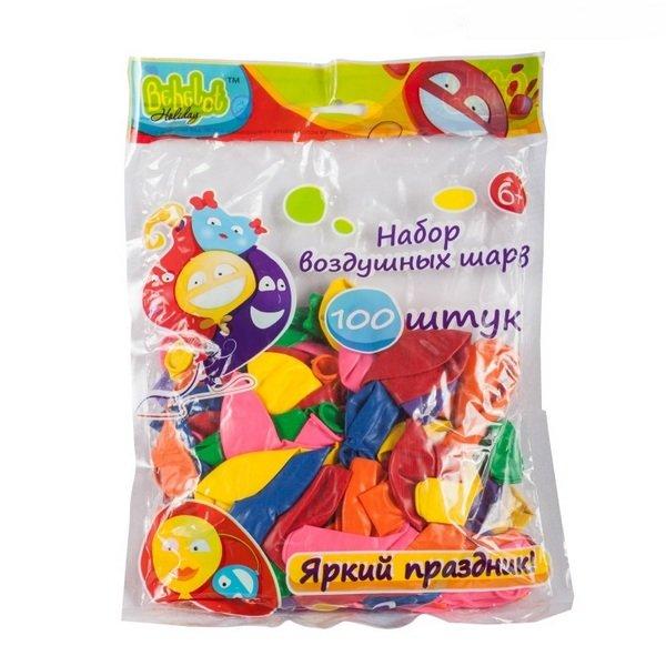 Воздушные шары Bebelot bho1705-013 набор шаров 100шт 20см