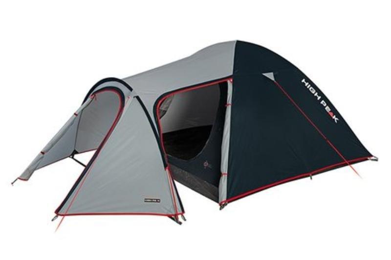 Комфортная палатка для путешествий High Peak «Kira 3»