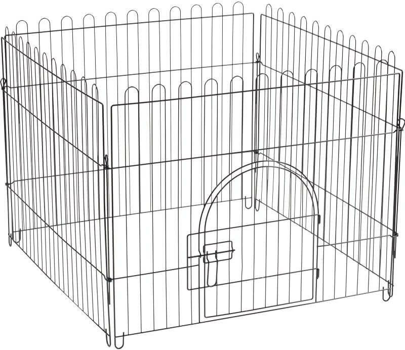Клетка-вольер Triol Brox для животных, 4 секции, эмаль (84*69 см)