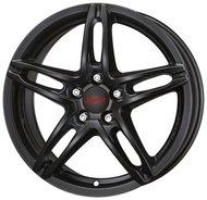 Колесный диск Alutec Poison Racing Black 7xR17 ET48 5*112 D70.1 - фото 1