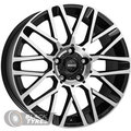 Диск колесный MOMO Revenge 7x16/5x114.3 D67.1 ET40 Matt black polished - фото 1