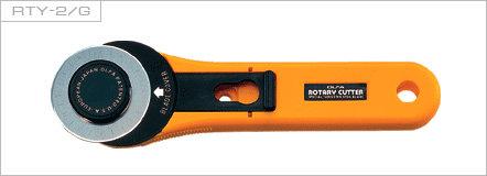 Ножи Нож OLFA RTY-2/G специальный для плотных тканей, круглое лезвие d:45мм