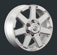 Диски Replay Replica Toyota TY176 7.5x18 6x139,7 ET25 ЦО106.1 цвет S - фото 1