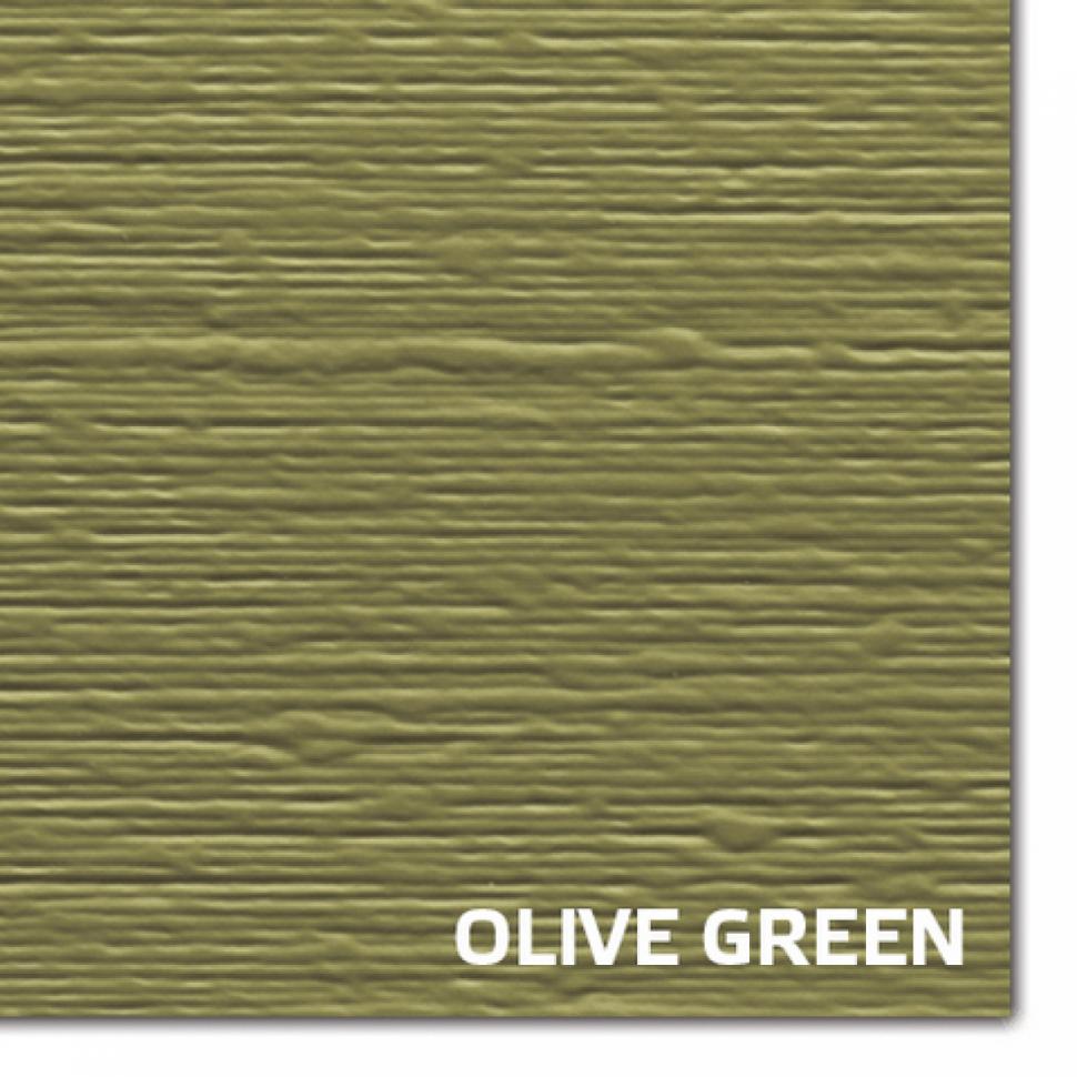 Сайдинг Виниловый Mitten, Sentry Mitten, Olive Green
