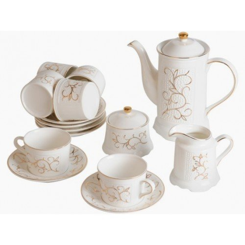 Фарфоровый чайный сервиз Матиас 22463195