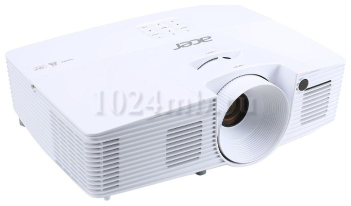 Acer projector X137WH, DLP 3D, WXGA, 3700Lm, 20000/1, HDMI, 2.5Kg